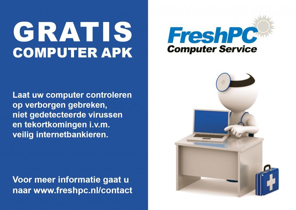 Patrick Hendriks | Patrick Hendriks - FreshPC teamlid - Barneveld | apk actie2