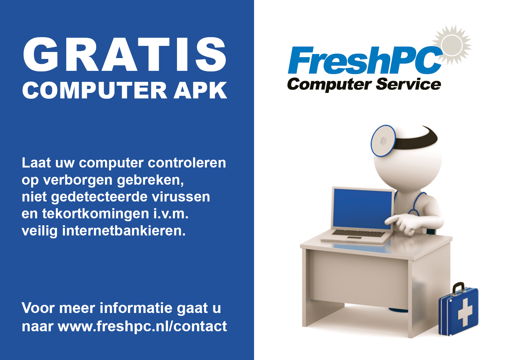 Computerhulp Rotterdam Oost - FreshPC Computer Service